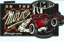 NEW Vintage Snap-on Tools Snap on Tool Box Sticker Hot Rod Decal Man Cave SS1091