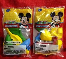 "12 Disney Balloons Mickey Mouse Clubhouse Birthday Party 9"" Latex Brand New"