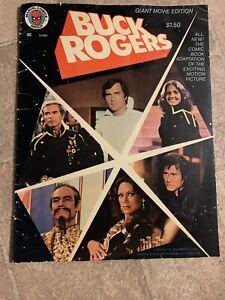 1979 BUCK ROGERS Marvel Giant Movie Edition Treasury Comic