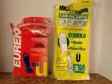 Eureka Upright Vacuum Cleaner Bags Lot Of 5 Style U
