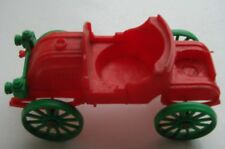 Cccp Soviet Vintage Plastic Toy Car