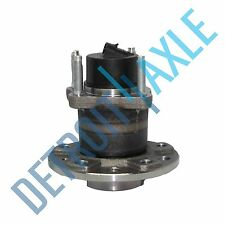 New REAR Complete Wheel Hub and Bearing Assembly for Saab 9-5 w/ ABS 5-Bolt