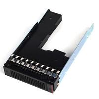 "2.5"" to 3.5"" HYBRID Tray Caddy Adapter Bracket Lenovo RD350 RD450 RD550 RD650"