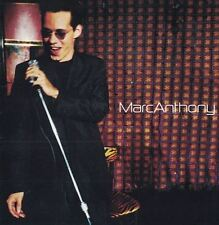 Marc Anthony Self-Titled Music CD 1999 Columbia