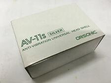 Orsonic AV11s Anti-Vibration Universal Headshell, Japan