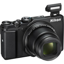 Nikon COOLPIX A900 (Black) 20MP with 35x Optical Zoom, Wifi, BT & NFC