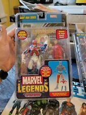 Captain Britain (Giant Man BAF) Action Figure Marvel Legends 2006