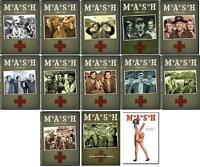 M*A*S*H* Complete Series New DVD Set MASH 1-11 Movie Goodbye Farewell Amen