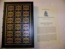 1988 - Some Famous Sailing Ships, EASTON PRESS, Nautical Library, Leather Cover