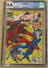 X-FORCE 11 CGC 9.8 1st Appearance DOMINO !!