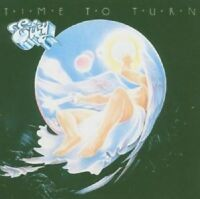 "ELOY ""TIME TO TURN"" CD NEW"