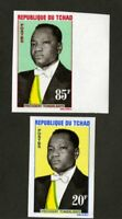 Chad Stamps # 86-7 VF OG NH Imperf