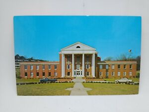 Vintage Administration Building Southern Missionary College Tennessee Postcard