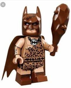 Lego Minifigure Batman Movie Series 1 Clan Of The Cave Batman