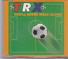 TRX-Youll Never Walk Alone cd maxi single