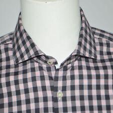 Camisas de vestir de hombre grises HUGO BOSS