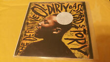 ODB 'The Ol Dirty Definitive Story' Promo CD Wu-Tang Clan RZA Method Man Raekwon