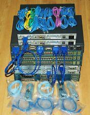 Cisco CCIE Lab CISCO2811 CISCO1841 WS-C3560-24TS-S WS-C2950G-24-EI 6Mth