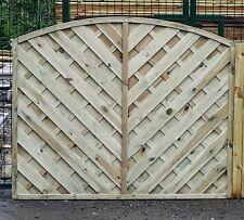 Fencing Panels - 1.83m x 1.2m St Lunairs - Wood Fence Panels brand new