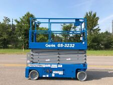 Genie 3232 Electric Scissor Lift Refurbished Warranty Dealer Ie Jlg Skyjack