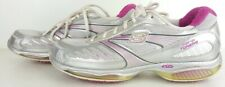 Sketchers Womens Shape Ups Toners Lace Up Sneakers Size 8.5 Pink Gray SN 13000