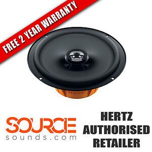 """Hertz DCX-165 6.5"""" Coaxial Speaker Set - FREE TWO YEAR WARRANTY"""