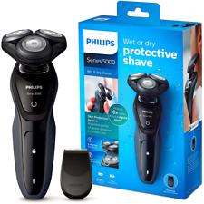 PHILIPS S5270/06 Elektrorasierer Wet & Dry Shaver Series 5000 Präzisionstrimmer