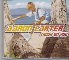 Aaron Carter-Crush On You cd maxi single