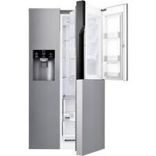 LG GSJ560PZXV Door-in-Door™ 91cm Frost Free American Fridge Freezer Steel New