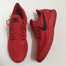 NEW Nike Air Zoom Pegasus 35 Red Black Men's Size 12 Running Shoes AV7897-600
