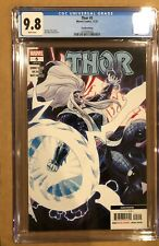 THOR # 5 CGC 9.8. FOURTH PRINTING (11/20). DONNY CATES.