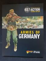Bolt Action – Armies of Germany 2nd ed – Warlord Games - New