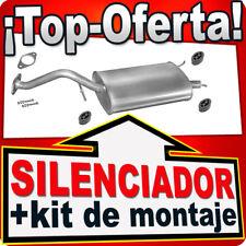 Silenciador Trasero ROVER 25 200 1.1 1.4 1.6 MG ZR 1.4 1995-2006 Escape RRH