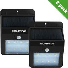 Eonfine Modern 8 LED lampe murale solaire