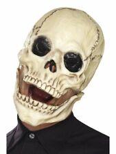 Mask Horror Foam Skull Maschera Scheletro Art.44887 Smiffy's Adult Size