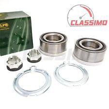 Front Wheel Bearing Kit x2 - NISSAN PRIMASTAR + RENAULT TRAFIC + VAUXHALL VIVARO