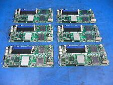 LOT OF 6 INTEL DA0S44MBCB0 REV B Blade Server Board