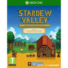 Xbox One Stardew Valley Collectors Edition (xbox VideoGames