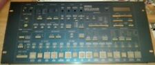 KORG MS2000 METAL FRONT PANEL GOOD CONDITION RARE