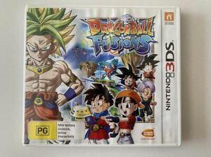 Dragon Ball Fusions 3DS AC VGC PAL