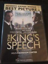 The King's Speech - DVD