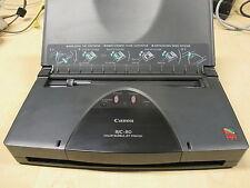 CANON BJC-80 TO PALM TX PRINTER DRIVER PC