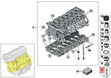 New Genuine BMW OEM Engine Crankshaft Main Bearing Cap Bolt 11 11  0 392 552