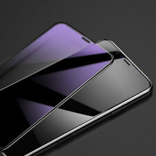 Baseus Tempered Glass Screen Protector For iPhone XR XS MAX Full Anti Blue Film