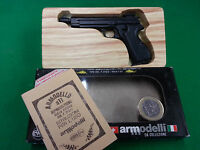 Armodelli Uniwerk Pistola SIG P 210/5 SCALA 1:2,5