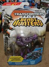 Transformers Beast Hunters Cyberverse Commander Shockwave