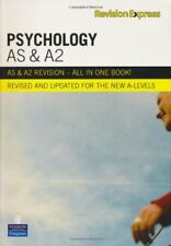 Revision Express AS and A2 Psychology (A Level Revise Guides) By Andrew Favager