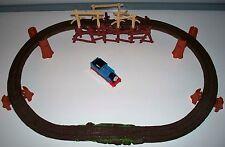 Thomas the Train Trackmaster Shake Shake Bridge and Tracks