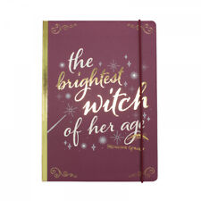 OFFICIAL HARRY POTTER HERMIONE GRANGER A5 STATIONERY NOTEBOOK NOTEPAD JOTTER