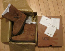 UGG Boots Convertible Meadow Toscana Suede 7 NEW $250